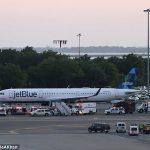PUTNICI PRETRNULI OD STRAHA Pilot slučajno poslao poruku da je avion OTET, specijalci uletjeli i izazvali paniku (VIDEO)