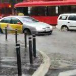 Veliko nevrijeme zahvatilo Beograd (VIDEO)