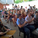 Gradonačelnik Prijedora posjetio mališane na ljetovanju