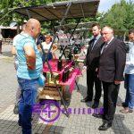 Gradonačelnik obišao izlagače na Danima malina  (VIDEO)