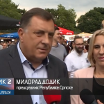 Dodik i Cvijanovićeva u Beču sa privrednicima i predstavnicima Srba (FOTO i VIDEO)