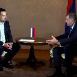 Dodik: Razlika između mene i Ivanića povećana (VIDEO)