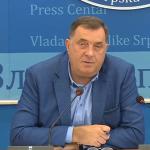 """Dodik: Političko Sarajevo radi na """"uvlačenju"""" migranata u BiH pred izbore (VIDEO)"""