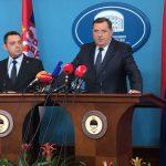 Dodik – Vulin: Uz pomoć Srbije ojačati namjensku industriju (FOTO/VIDEO)