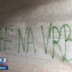 Šok za srpske povratnike u Maglaju: Osvanuo uvredljiv grafit (VIDEO)