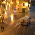 U Istri potop, temperatura pala za deset stepeni (VIDEO)