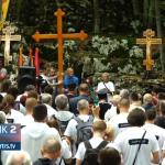 Pomen jadovničkim žrtvama; Hrvatska policija uhapsila Danu Lukajića (VIDEO)