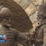 Dopremljen spomenik Mehmeda i Makarija Sokolovića u Andrićgrad (VIDEO)