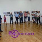 """U muzeju """"Kozara"""" u Prijedoru otvorena tematska izložba """"90 fotografija za 90 godina""""  Istorija kluba i fudbala"""