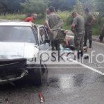 Teška saobraćajna nesreća na Manjači: Vojnici POMAGALI povrijeđenima