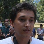 Stefan Blagić bio na saslušanju zbog prijetnji novinarima