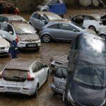 Atinu pogodili olujno nevrijeme i kiša (VIDEO)