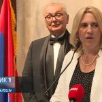 Banket u čast stogodišnjice dobrih odnosa Amerike i srpskog naroda (FOTO i VIDEO)