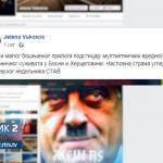 Oštra reagovanja na naslovnu stranu sarajevskog nedjeljnika (VIDEO)