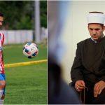 Fudbaler i efendija Dženan Krajišnik: U džamiji u prvom, na terenu u zadnjem redu