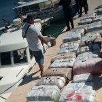 U moru kod Ulcinja pronađeno skoro 1,4 tone marihuane (VIDEO)