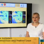 Milica Đorđević prognozira vrijeme za naredne dane (VIDEO)