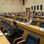 ODLUKA POSLIJE KOLEGIJUMA Upitno učešće opozicije na posebnoj sjednici Narodne skupštine RS o Srebrenici