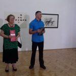 """Muzej Kozare: Otvorena izložba """"Grafičke vizije pet"""""""