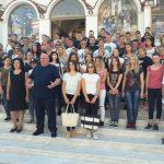 Palma obišao jagodinske maturante koji u Paraliji ljetuju o trošku svog grada: Po ovome smo jedinstveni u Srbiji i Evropi (FOTO)