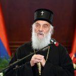 Irinej: Ostajem pri ranijoj izjavi o Crnoj Gori, iako je bila malo strožija