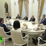 Putin sa legendama: SP srušilo predrasude o Rusiji (VIDEO)