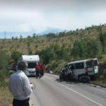 Teška nesreća kod Stoca, saobraćaj se odvija usporeno