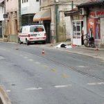 ŠOK NA ULICI Žena preminula na trotoaru pored tramvajskih šina u centru Sarajevu