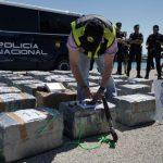 Španska policija uhapsila tri Hrvata; zaplijenjeno pet tona kokaina (VIDEO)