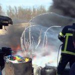 UGUŠIO GA DIM OD ZAPALJENOG KREVETA U požaru u Prijedoru poginuo stariji muškarac