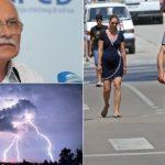 Majstorović: Nevrijeme moguće na sjeverozapadu, ostali dio BiH bez nepogoda