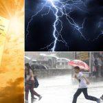 U nedjelju kiša, pljuskovi i grmljavina (VIDEO)