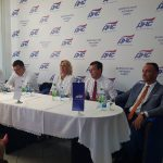 Cvijanovićeva sa predstavnicima DNS-a u Bijeljini (VIDEO)