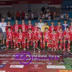 """Završen treći međunarodni turnir """"Trofej Urije Prijedor 2018"""" - Duplo slavlje Crvene zvezde"""