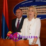 Cvijanovićeva u Prijedoru: Nema dobrih projekata bez dobre saradnje (FOTO i VIDEO)