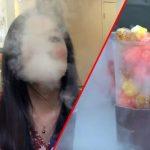"""""""Zmajev dah"""", dezert koji može da ubije: Djeca obožavaju kada im dim izlazi iz nosa i usta dok ga jedu, ali ubrzo slijedi kobno gušenje (VIDEO)"""