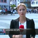 Protesti u Bihaću zbog migrantske krize (VIDEO)