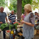 Predsjednica Vlade sa građanima Trebinja (FOTO)