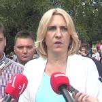Cvijanović: Poslanici o Izvještaju o Srebrenici da zauzmu zreo politički stav (VIDEO)