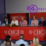 Cvijanovićeva u Prijedoru razgovarala sa Gradskim izbornim štabom SNSD (FOTO)