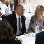 Cvijanović u Trebinju: Јedinstvena podrška zajedničkim kandidatima (FOTO)