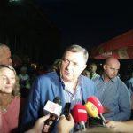 Dodik u Marićkoj: Vrijeme je da i mi kažemo - srpski narod prije svega