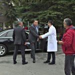 Predsjednik Srpske i direktor UKC RS posjetili Vladimira Kovačevića (VIDEO)