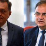 Za Dodika 46 odsto ispitanih, za Ivanića 28 odsto (VIDEO)