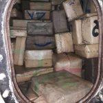 Crnogorci uhapšeni na brodu, tone hašiša krijumčarili za Libiju