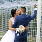 Svadba i fudbal mogu zajedno (FOTO)