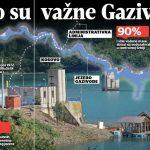 STRATEŠKI INTERES Zašto je važno jezero Gazivode (VIDEO)