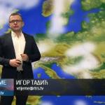 U četvrtak pretežno oblačno sa pljuskovima (VIDEO)