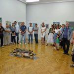 Otvorena izložba radova članova Udruženja likovnih umjetnika Prijedor