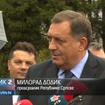 Dodik: Pozvaću Putina da dođe u Banjaluku (VIDEO)